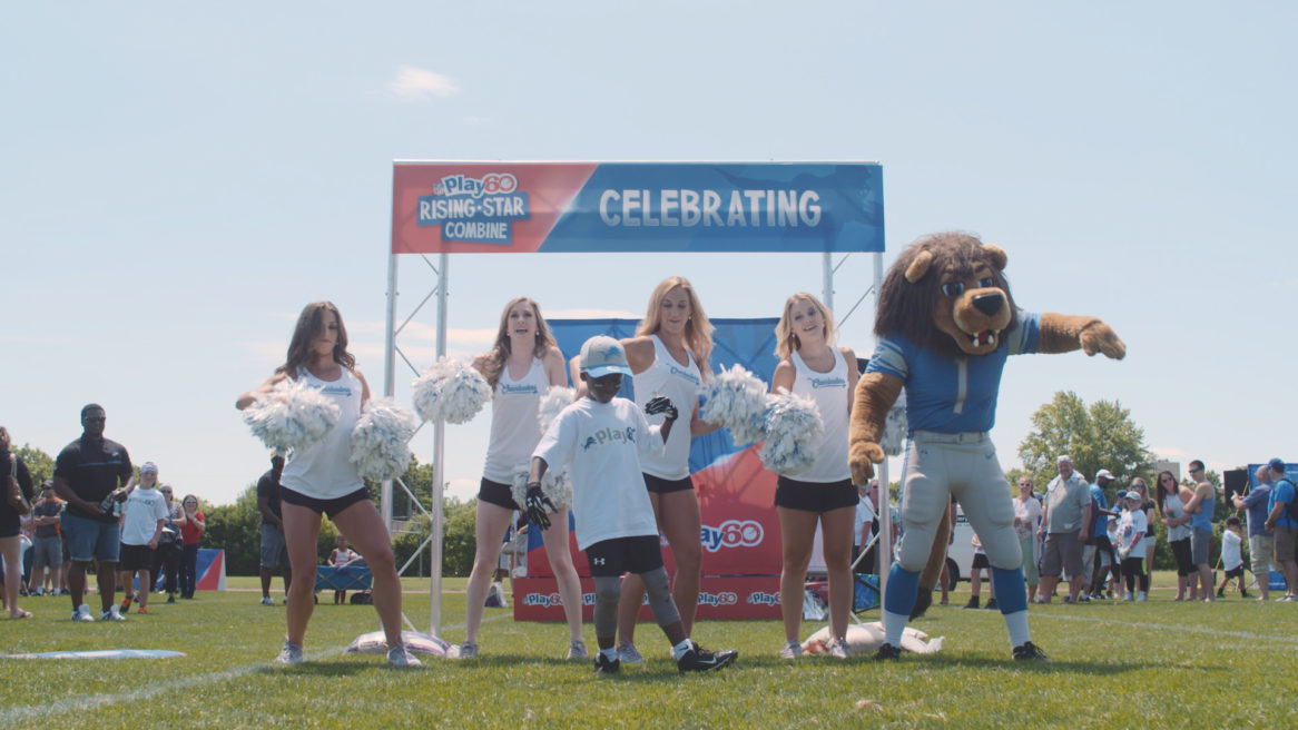 NFL Play60 – Broadcast